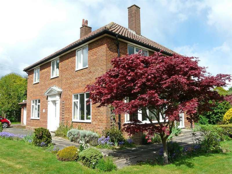 4 Bedrooms Detached House for sale in Holme Lacy, Hereford, HR2