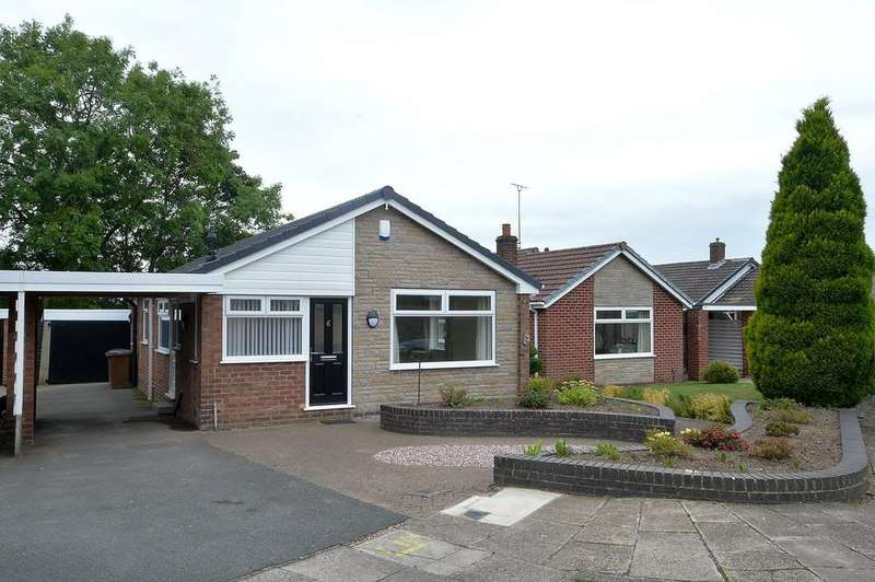 3 Bedrooms Detached Bungalow for sale in Scott Drive, Marple Bridge