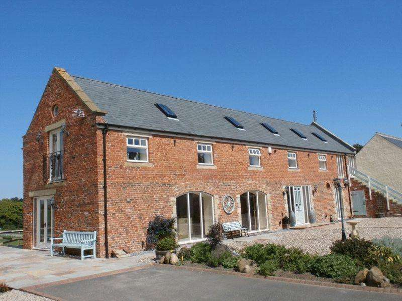 4 Bedrooms Barn Conversion Character Property for sale in River Piddle Granary, Whitefield Farm Steading, Red Row, Morpeth