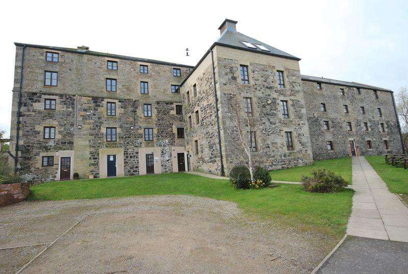 3 Bedrooms Penthouse Flat for sale in The Mill, Waren Mill, Nr Bamburgh, Belford
