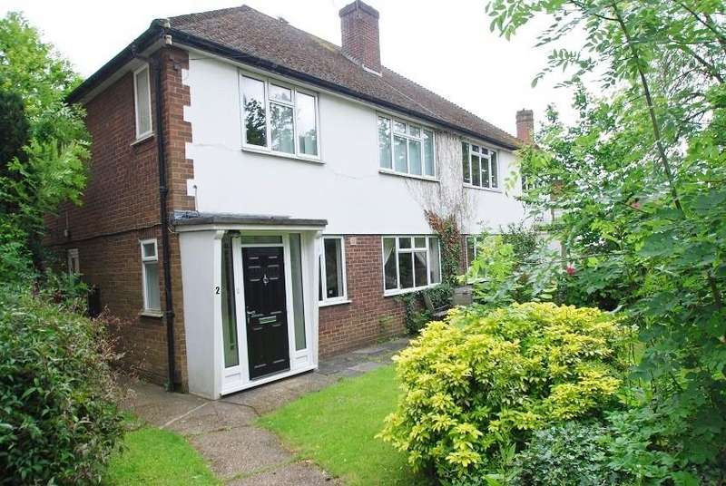 2 Bedrooms Flat for sale in Graham Court, Chesham Road, Amersham, HP6