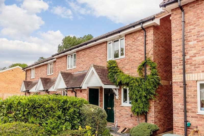 2 Bedrooms End Of Terrace House for sale in North Kingston
