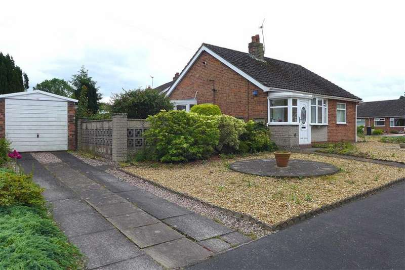 2 Bedrooms Detached Bungalow for sale in Burlea Drive, Shavington, Crewe