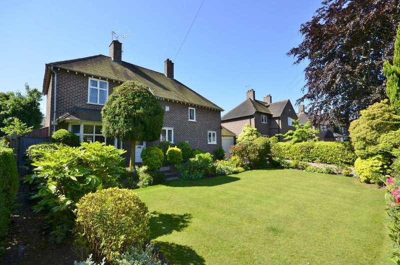 3 Bedrooms Detached House for sale in Oldfield Road, Altrincham