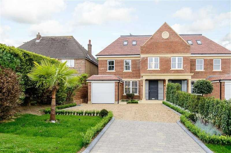 6 Bedrooms House for sale in Mymms Drive, Brookmans Park, Hertfordshire