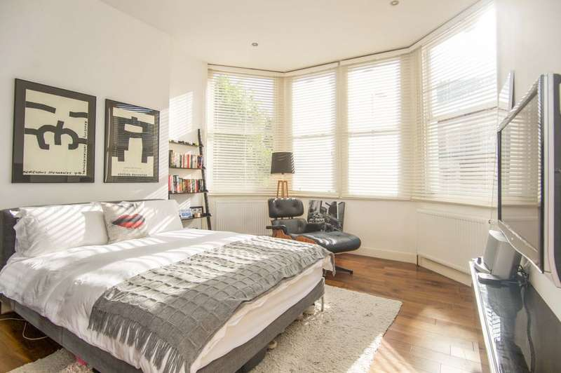 2 Bedrooms Ground Flat for sale in Sherriff Road, London, NW6