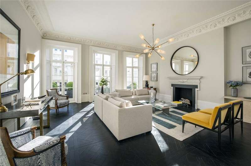 6 Bedrooms Terraced House for sale in Kensington Park Gardens, Notting Hill, London, W11