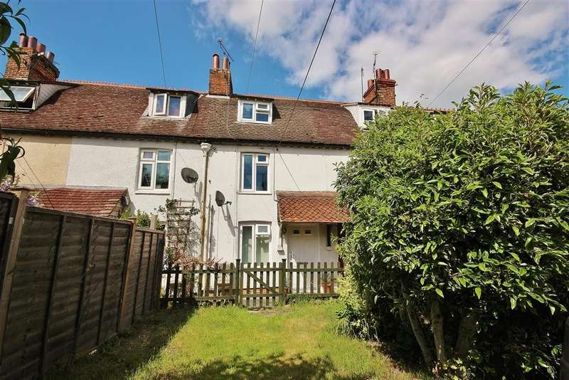 2 Bedrooms Terraced House for sale in Crooks Terrace, Wantage, OX12