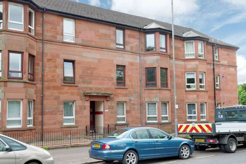2 Bedrooms Flat for sale in Dumbarton Road, Scotstoun, Glasgow, G14 9YB