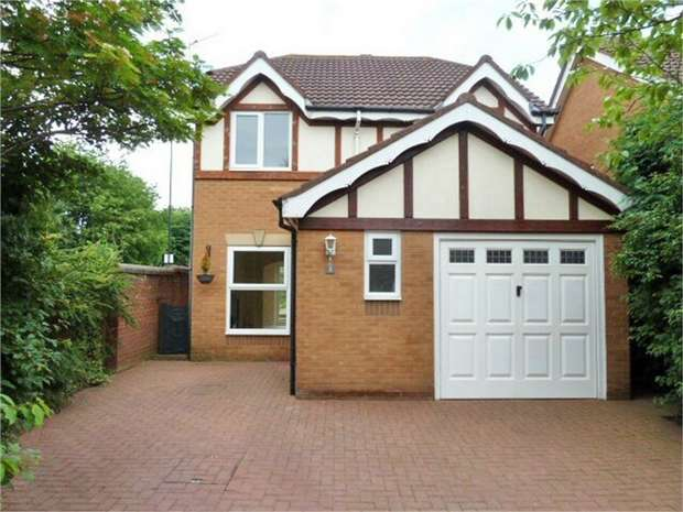 3 Bedrooms Detached House for sale in Mellendean Close, Newcastle upon Tyne, Tyne and Wear