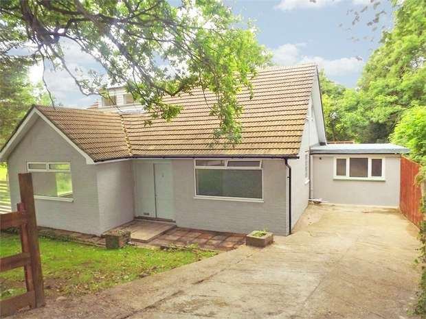 5 Bedrooms Detached Bungalow for sale in Chapmans Hill, Meopham, Gravesend, Kent