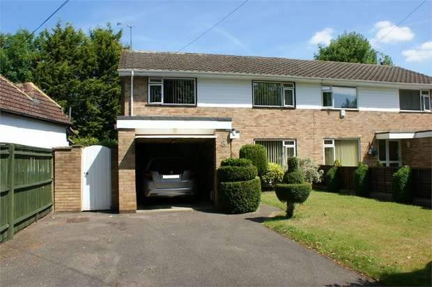 3 Bedrooms Semi Detached House for sale in Old Esher Road, Hersham, WALTON-ON-THAMES, Surrey