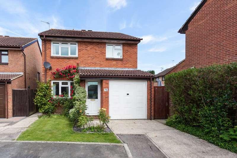 3 Bedrooms Detached House for sale in Charrington Way, Broadbridge Heath