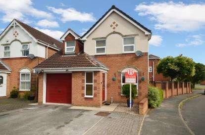 3 Bedrooms Detached House for sale in Broadlands Crescent, Bramley, Rotherham, South Yorkshire