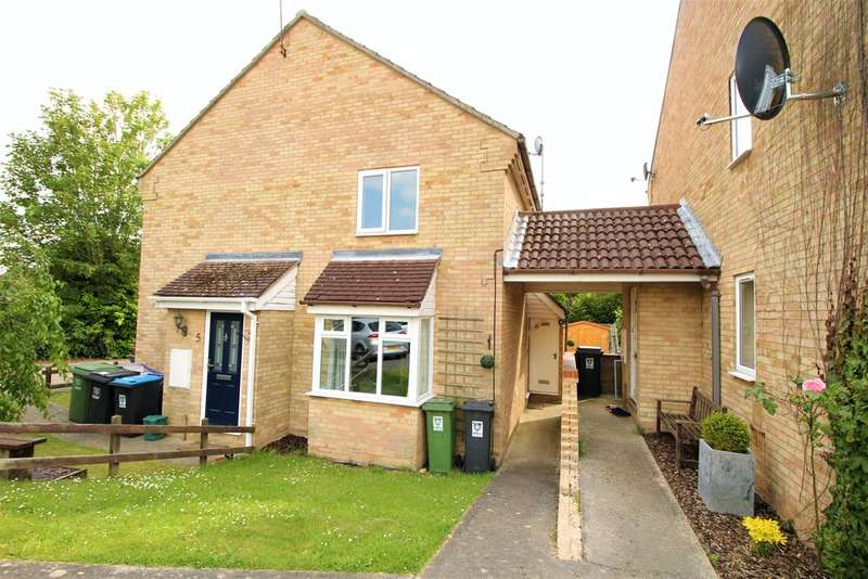 2 Bedrooms Terraced House for sale in Fields End
