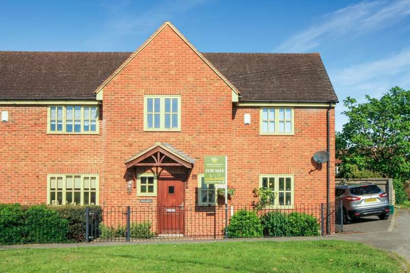 4 Bedrooms End Of Terrace House for sale in Thame Road, Stadhampton