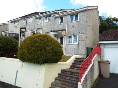 2 Bedrooms End Of Terrace House for sale in Colebrook, Plymouth