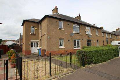 2 Bedrooms Flat for sale in Tweed Street, Grangemouth