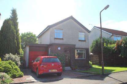 3 Bedrooms Detached House for sale in Wood Avens, Tullibody