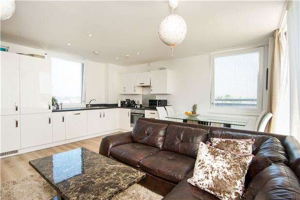 2 Bedrooms Flat for sale in Avery Court, Capitol Way, COLINDALE, NW9 0BF