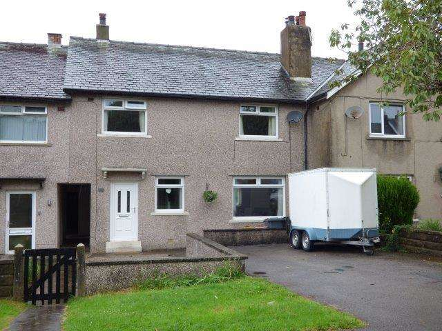 4 Bedrooms Terraced House for sale in Church Brow, Bolton Le Sands, LA5 8DZ