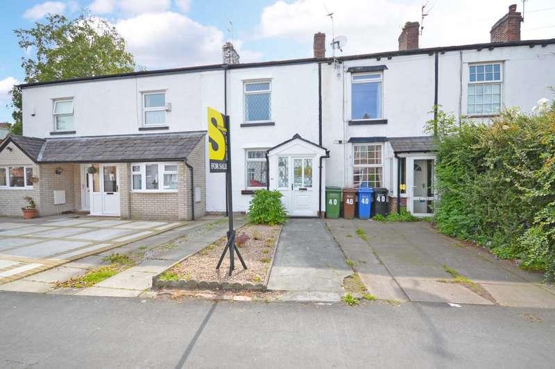 2 Bedrooms Terraced House for sale in Chapel Street, Hazel Grove