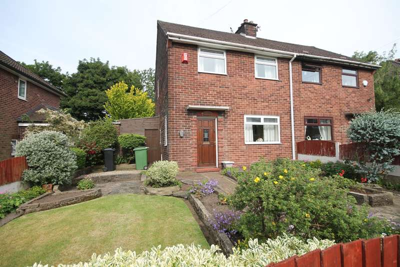 2 Bedrooms Semi Detached House for sale in Mount Pleasant Road, Farnworth, Bolton, BL4 0NU