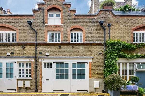 3 Bedrooms House for sale in Colbeck Mews, London, SW7
