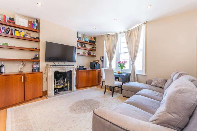 1 Bedroom Flat for sale in New Cavendish Street, Marylebone, W1G