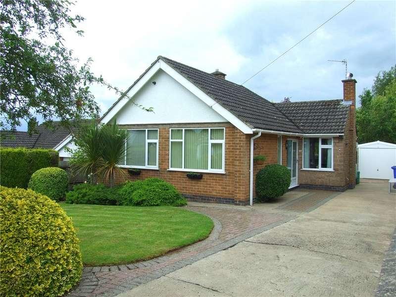 2 Bedrooms Detached Bungalow for sale in Menin Road, Allestree, Derby, Derbyshire, DE22