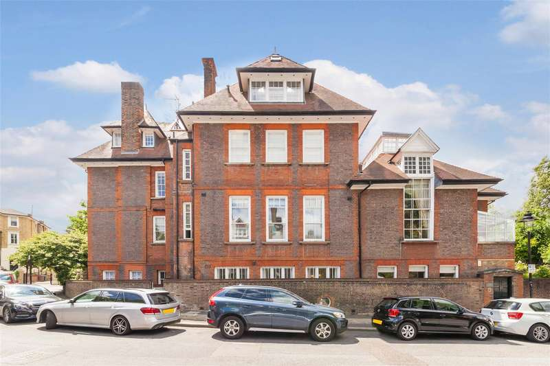 2 Bedrooms Flat for sale in Hampstead Hill Gardens, Hampstead, NW3