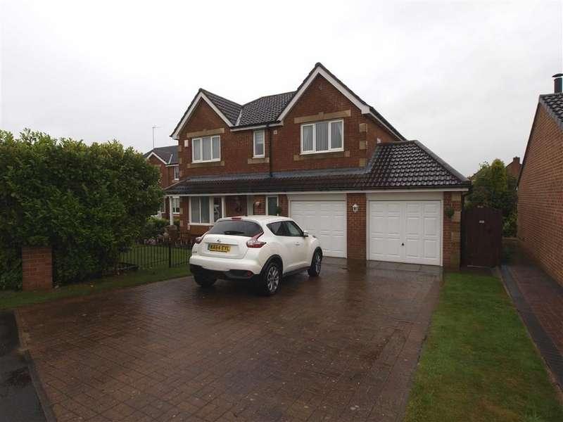4 Bedrooms Property for sale in Eton Close, Cramlington