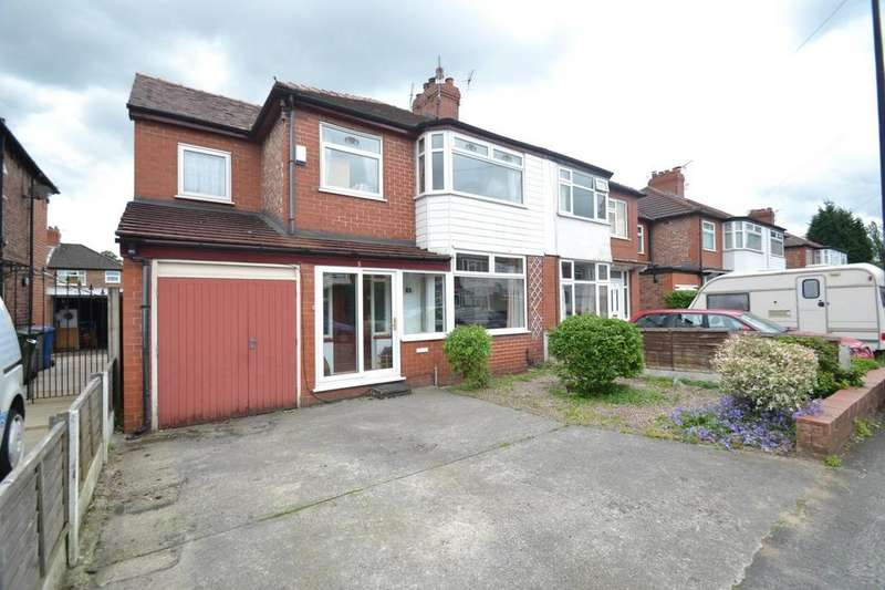 4 Bedrooms Semi Detached House for sale in Colville Grove, Sale