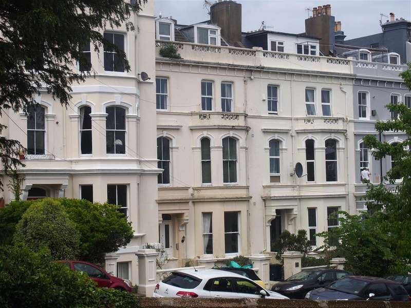 1 Bedroom Flat for sale in Anglesea Terrace, St. Leonards-On-Sea