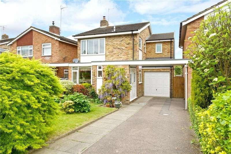 3 Bedrooms Detached House for sale in Vicarage Street, Woburn Sands, Milton Keynes, Buckinghamshire