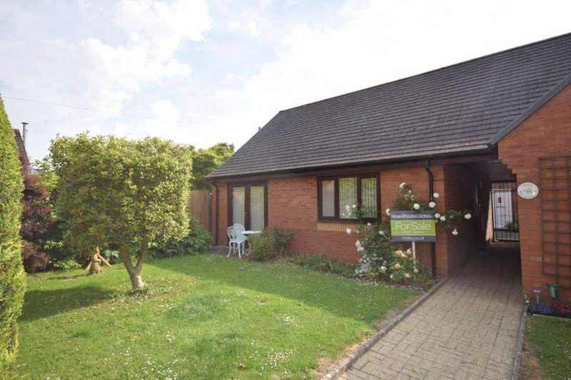 2 Bedrooms Semi Detached Bungalow for sale in Trafalgar Road, Newport