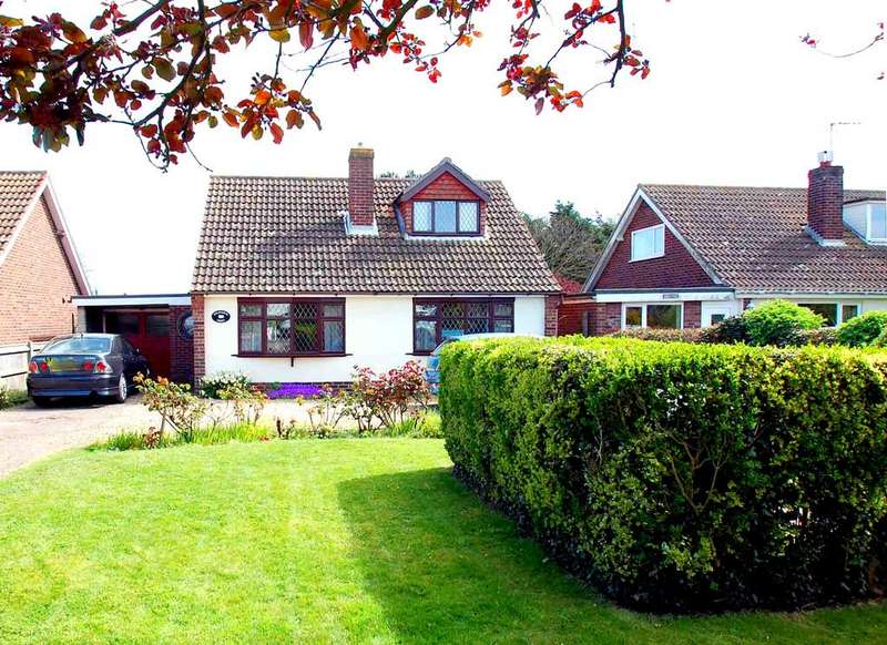 4 Bedrooms Detached Bungalow for sale in The Street