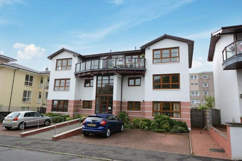 2 Bedrooms Apartment Flat for sale in 3D John Street, Largs, KA30 8DT