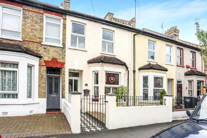 2 Bedrooms Terraced House for sale in Newark Road, South Croydon
