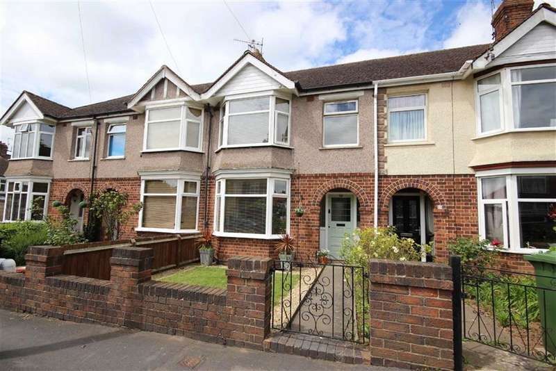 3 Bedrooms Property for sale in Landor Road, Warwick, CV34