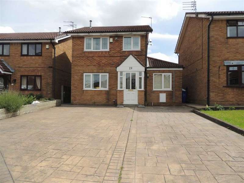 3 Bedrooms Property for sale in Leech Brook Avenue, Audenshaw, Manchester