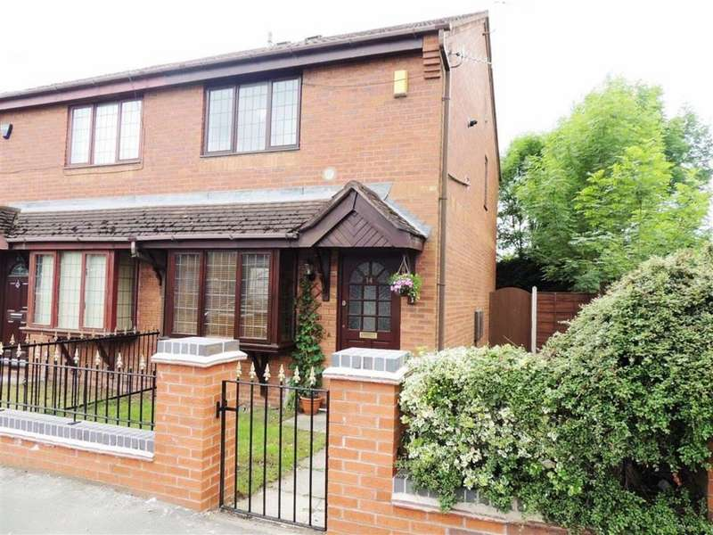 3 Bedrooms Property for sale in Culcheth Lane, Newton Heath, Manchester