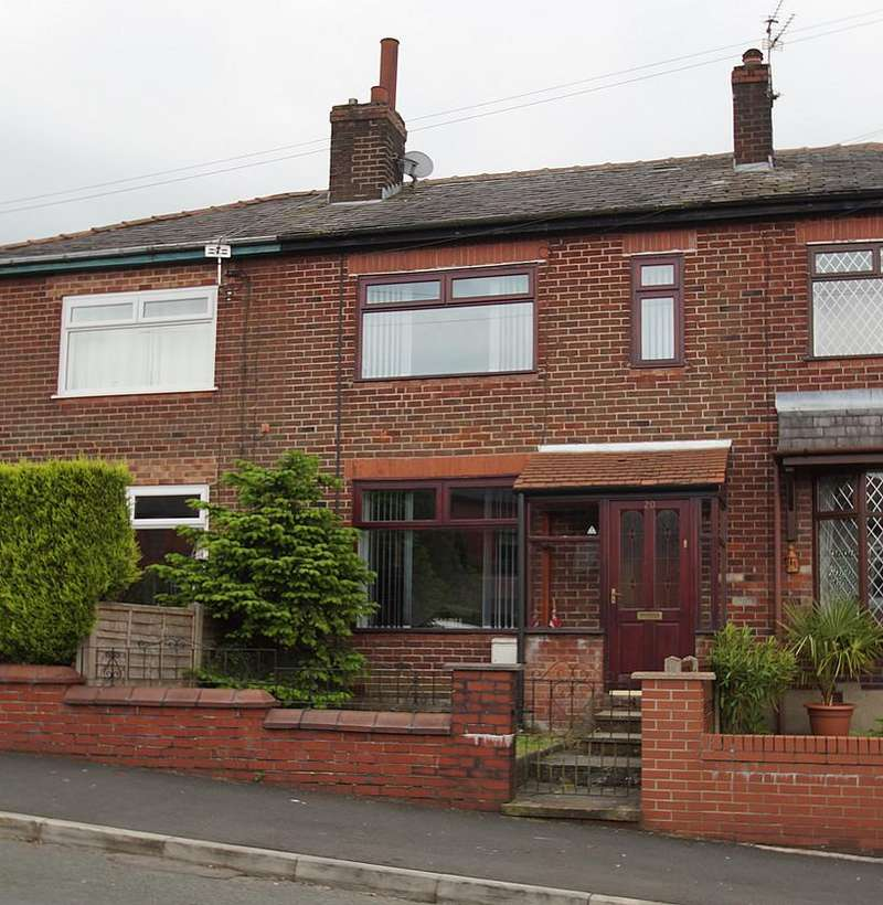 2 Bedrooms Terraced House for sale in Walkers Lane OL4