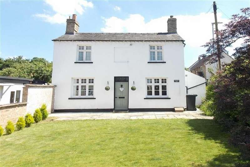 3 Bedrooms Detached House for sale in High Street, Burwell, Cambridge