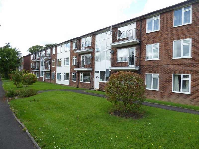 3 Bedrooms Flat for sale in Damery Court, Bramhall, Cheshire