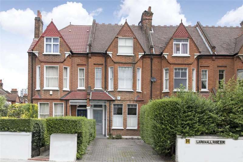 5 Bedrooms End Of Terrace House for sale in Larkhall Rise, London, SW4