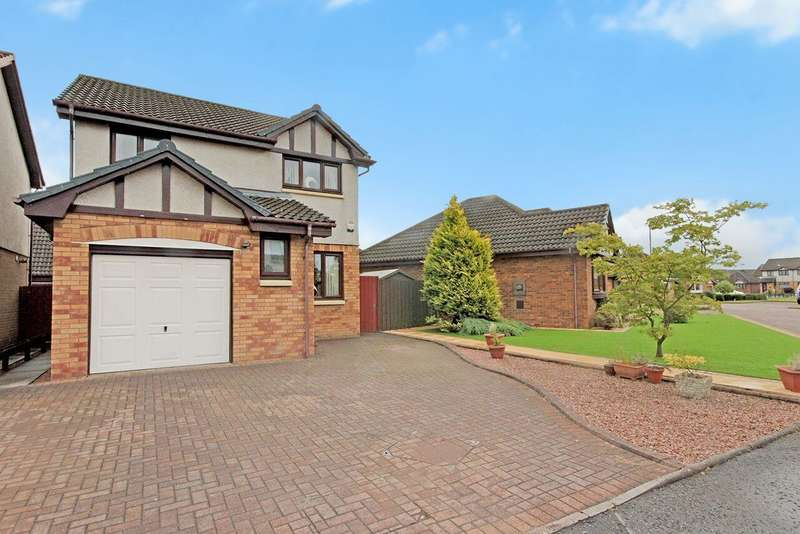 3 Bedrooms Detached House for sale in Dundee Place, New Carron, Falkirk