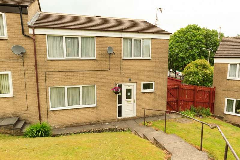 4 Bedrooms Semi Detached House for sale in Rankin Close, Barnoldswick BB18