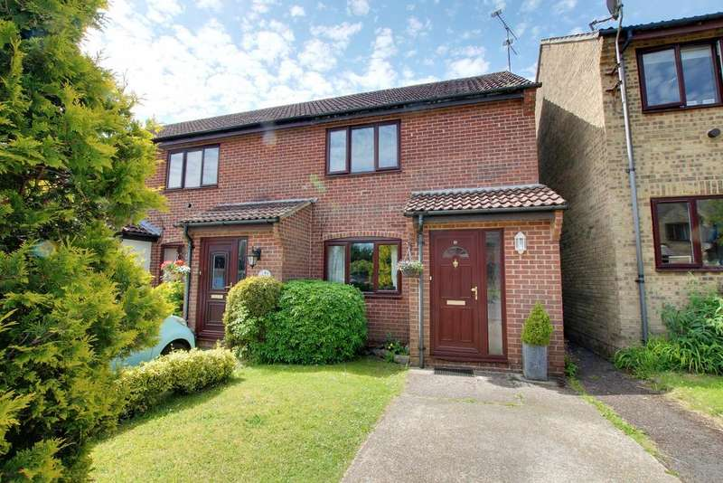 2 Bedrooms End Of Terrace House for sale in CLANFIELD