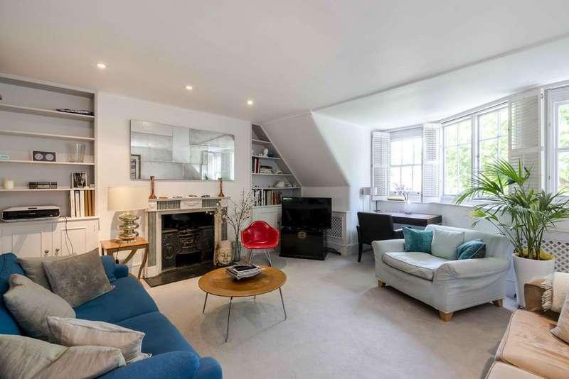 3 Bedrooms Flat for sale in Tite Street, London. SW3
